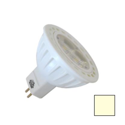 Imagen de Bombilla LED GU5.3 4W 12V Blanco Cálido