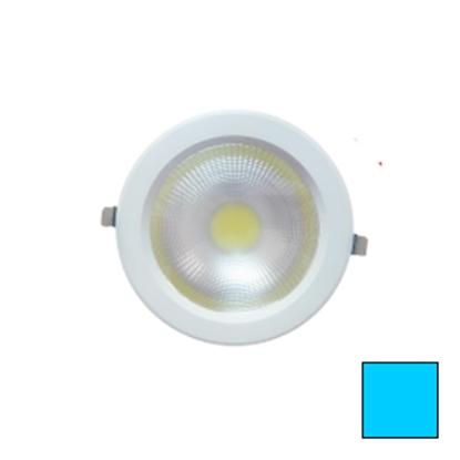 Imagen de Downlight LED COB Redondo Blanco 30W Blanco Frío