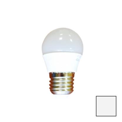 Imagen de Bombilla LED Esférica E27 4W EPISTAR Blanco Natural
