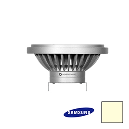Imagen de Bombilla LED AR111 12W 12V SAMSUNG 45º Blanco 3000ºK