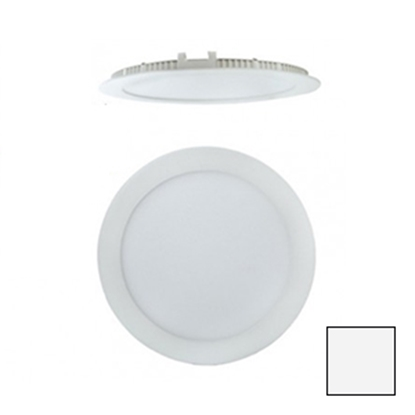 Imagen de Downlight LED Redondo Blanco 18W Blanco Natural