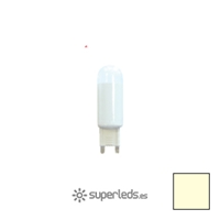 Image de Bombilla LED G9 4W  - Blanco  Cálido