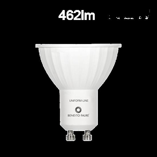 Imagen de Bombilla LED GU10 6W 120º  - 2700ºK