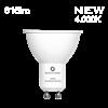 Imagen de Bombilla LED GU10 6W 60º MODELO HOOK - 4000ºK