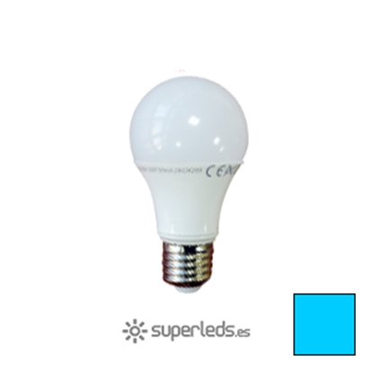Imagen de Bombilla LED A60 E27 9W EPISTAR Blanco Frío