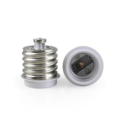 Imagen de Conversor Bombillas LED E27 a E40