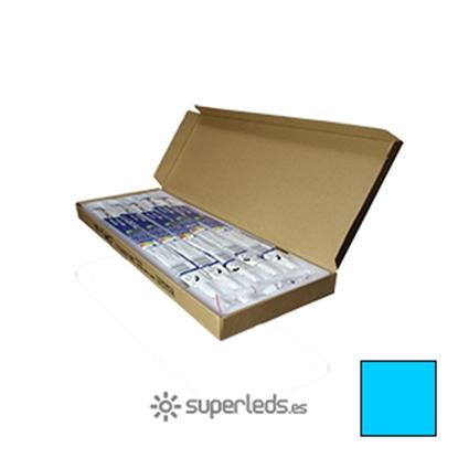Imagen de Caja 25 Tubos LED T8 120cm 18W Blanco Frío
