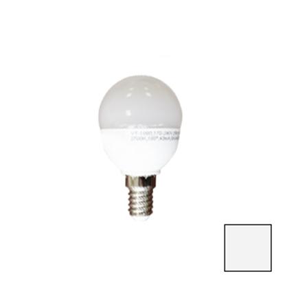 Imagen de Lote 10 Bombillas LED P45 Esférica E14 6W Blanco Neutro