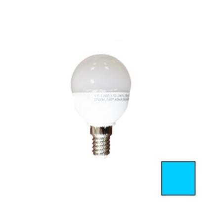 Imagen de Lote 10 Bombillas LED Esférica E14 6W Blanco Frío