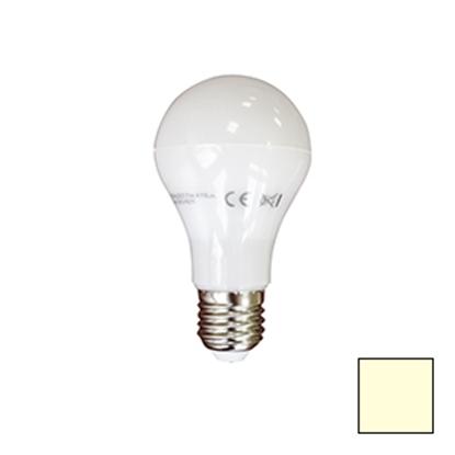 Imagen de Lote 10 Bombillas LED A60 E27 7W EPISTAR Cálidas