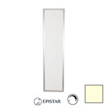 Imagen de Panel LED 1200*300mm 45W Regulable Blanco Cálido