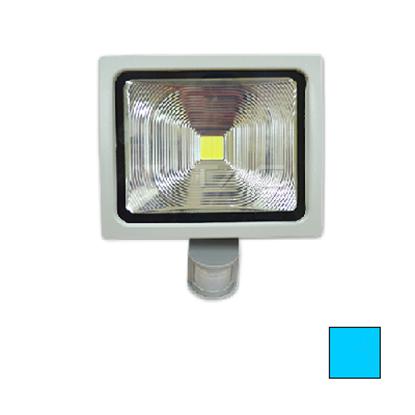 Imagen de Foco LED 50W Sensor Movimiento Blanco Frío