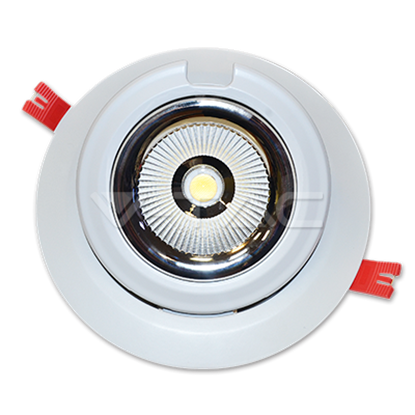 Imagen de Downlight LED Orientable Redondo 48W 5000K