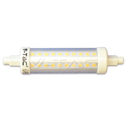 Imagen de Bombilla LED R7S 10W 360º 118mm Blanco Cálido