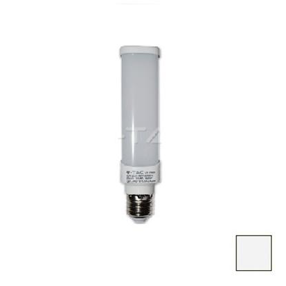 Imagen de Bombilla LED PL E27 6W EPISTAR Blanco Natural