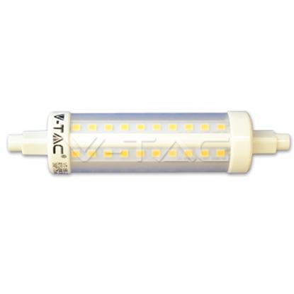 Imagen de Bombilla LED R7S 10W 360º 118mm Blanco Natural