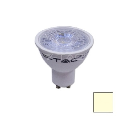 Imagen de Bombilla LED GU10 SMD 6'5W SAMSUNG Regulable - 3000ºK
