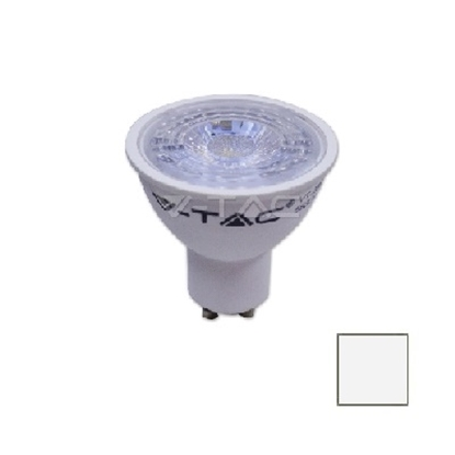 Imagen de Caja 50 unidades LED GU10 SMD 7W 110º EPISTAR Blanco Natural