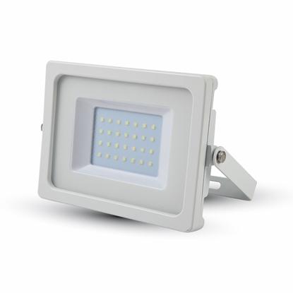 Imagen de Foco LED SMD 10W EPISTAR Blanco -  Blanco Cálido