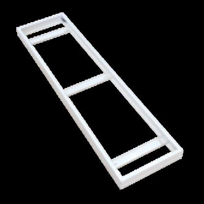 Imagen de Copy of Carcasa Superficie para Paneles LED 120x30cm